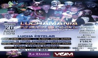 REGRESA LUCHAMANIA